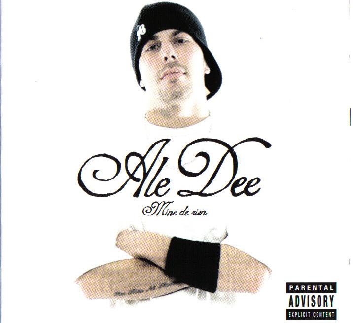 Ale Dee: Mine de rien