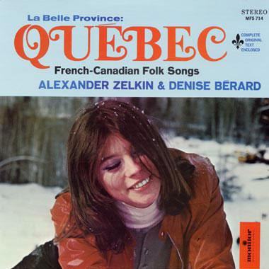 Alexander Zelkin & Denise Bérard: La Belle Province: Québec