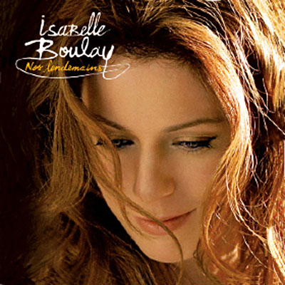 Isabelle Boulay: Nos lendemains