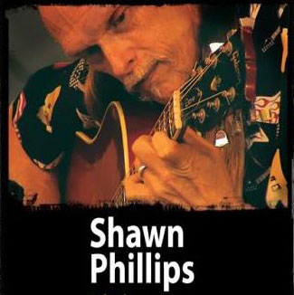 Shawn Phillips: Living Contribution