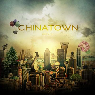 Chinatown: Cité d'or