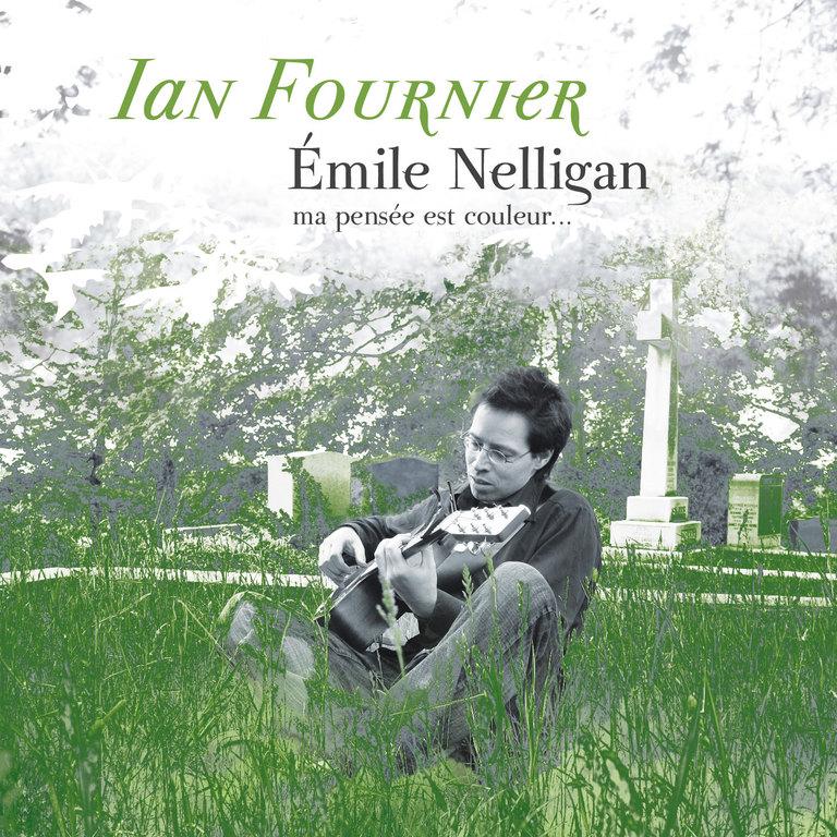 Ian Fournier: Émile Nelligan, ma pensée est couleur.