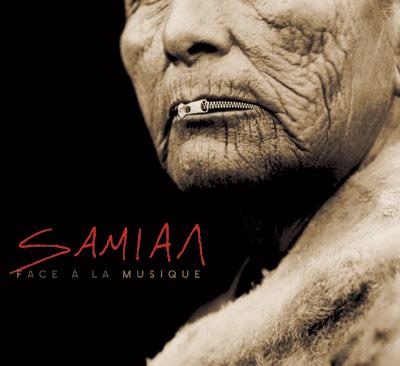 Samian: Face à la musique