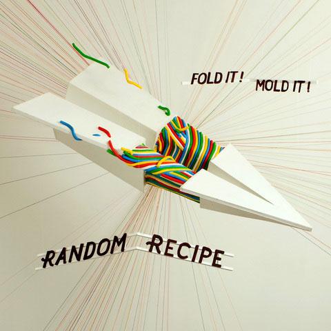 Random Recipe: Fold It! Mold It!