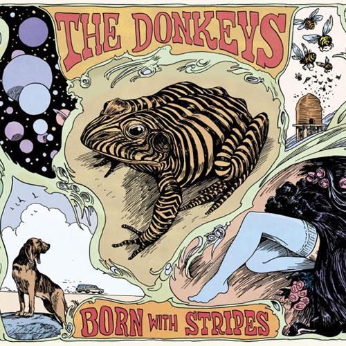 The Donkeys: Born With Stripes