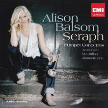 Alison Balsom: Seraph – Trumpet Concertos
